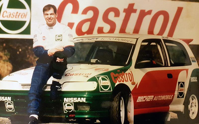 Jan Becker | NISSAN Sunny GTI-R Rallyecross Saison 1994